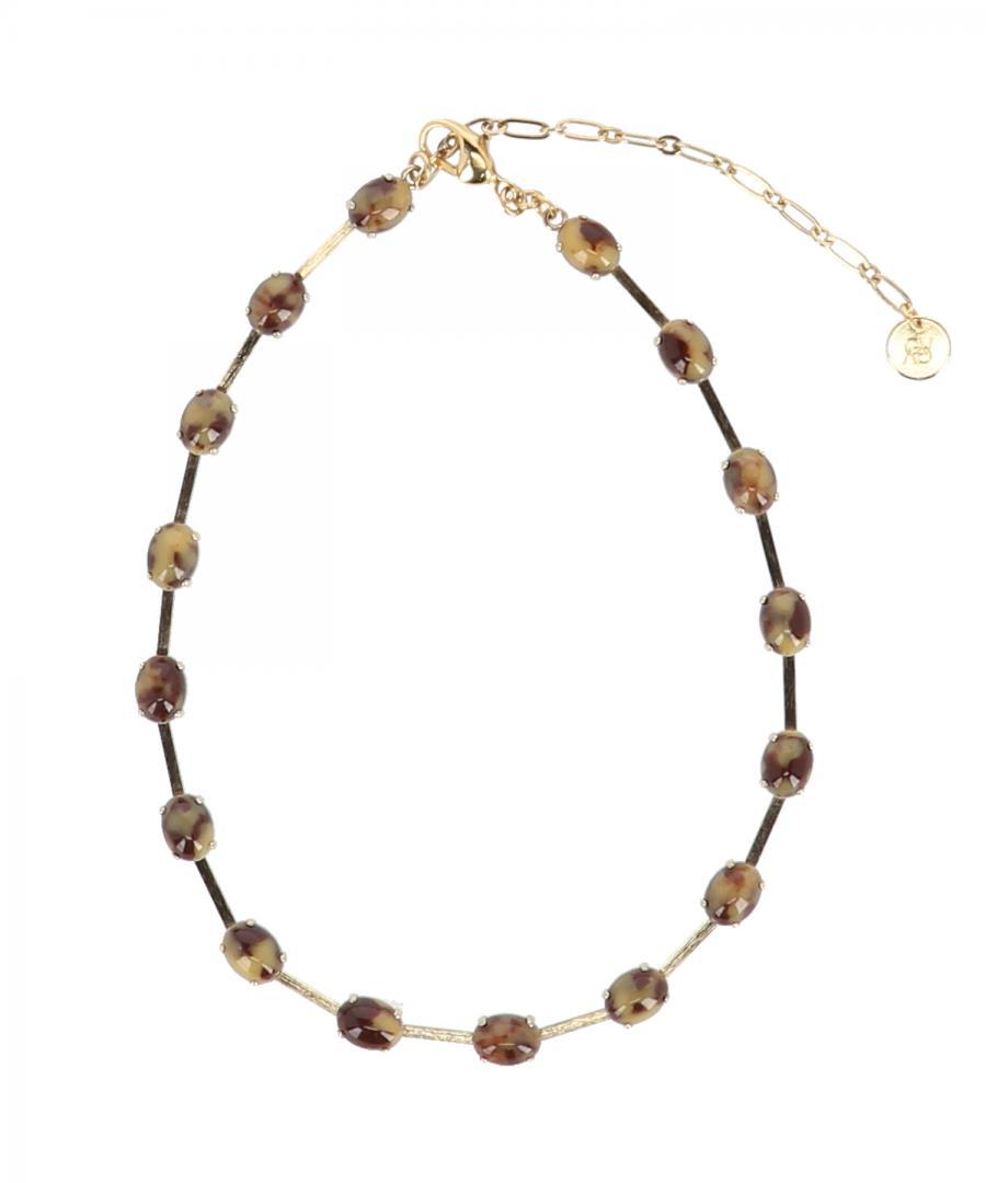 COLOR STONE NACKLACE