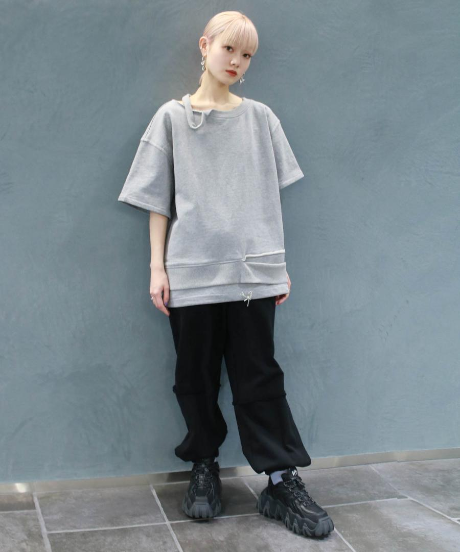 CUTOUT H/S PULLOVER