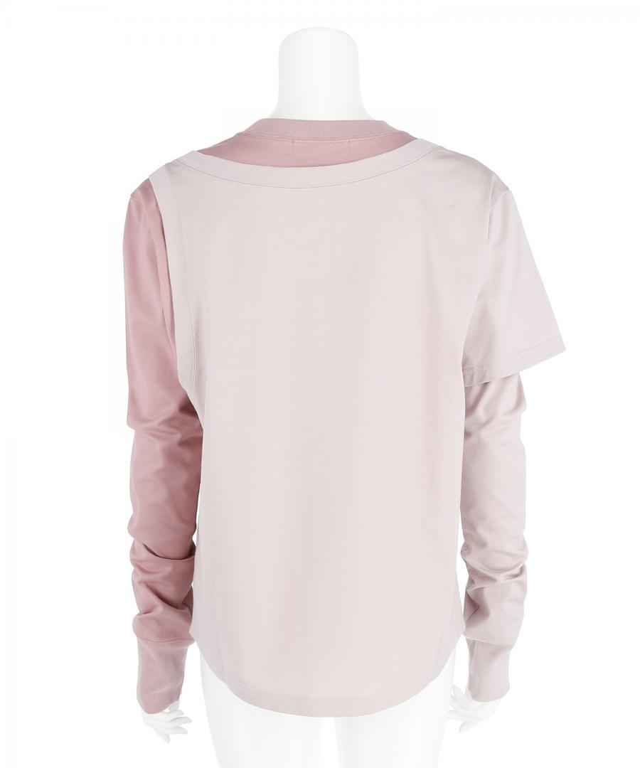 REDYING DOUBLE BODY L/S TEE