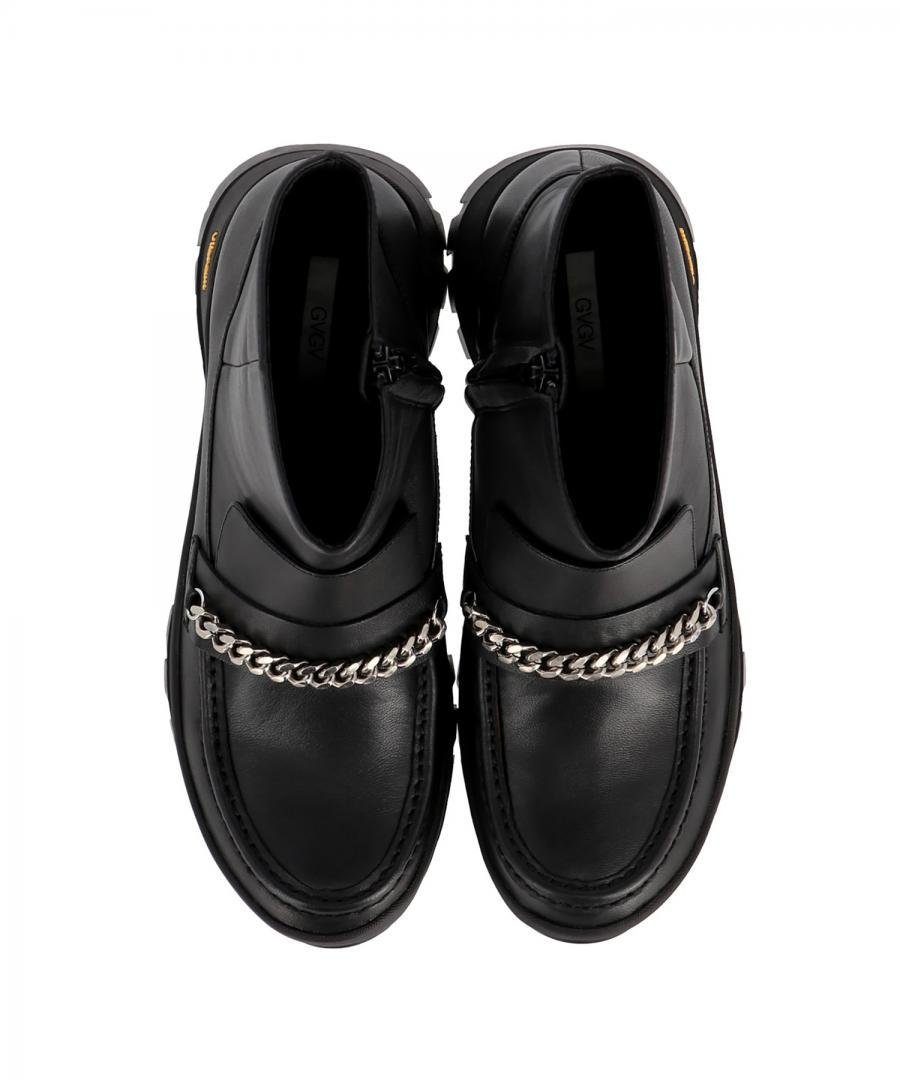 LOAFER ANKLE BOOTS