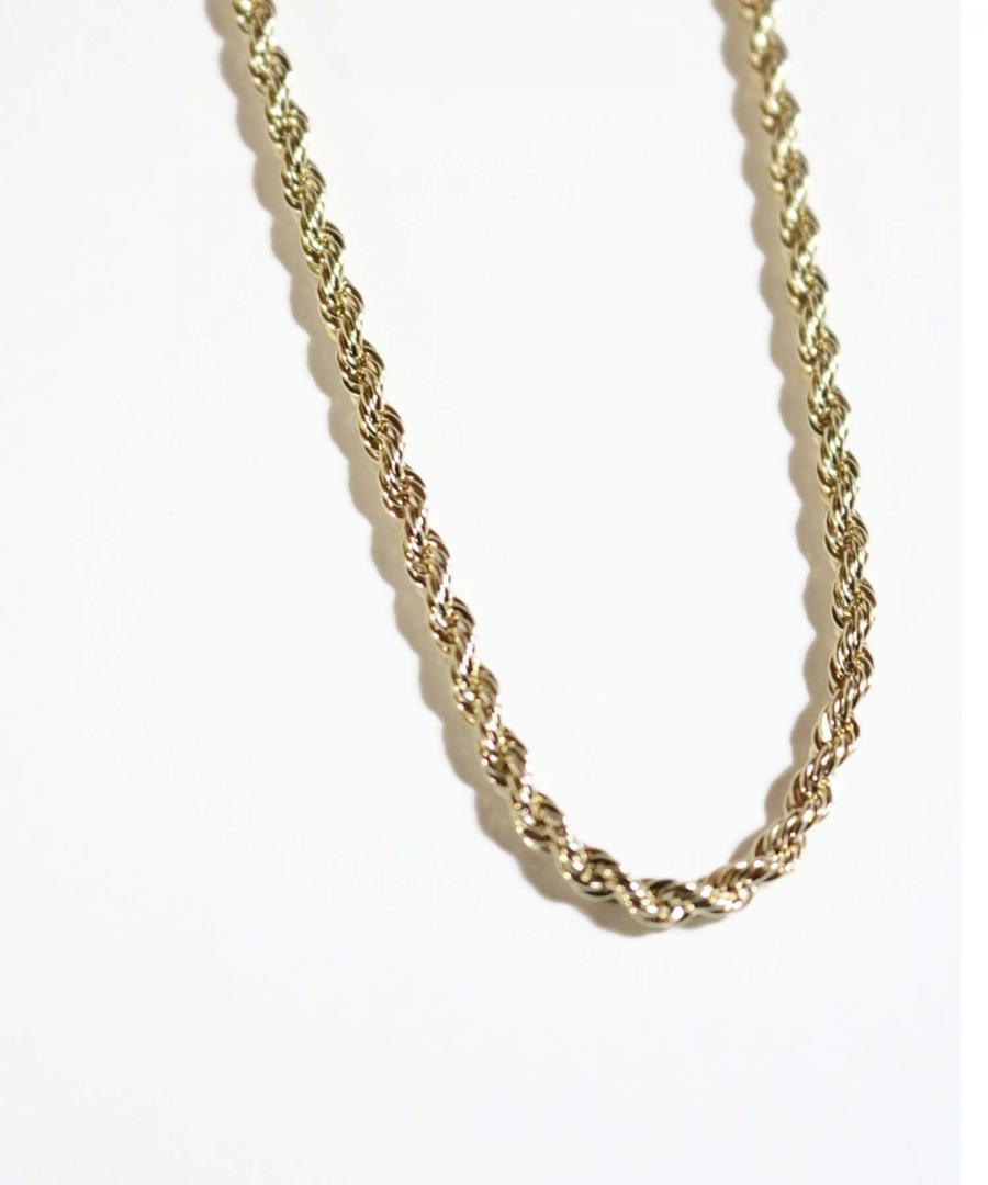 ROPE CHAIN NECKLESS