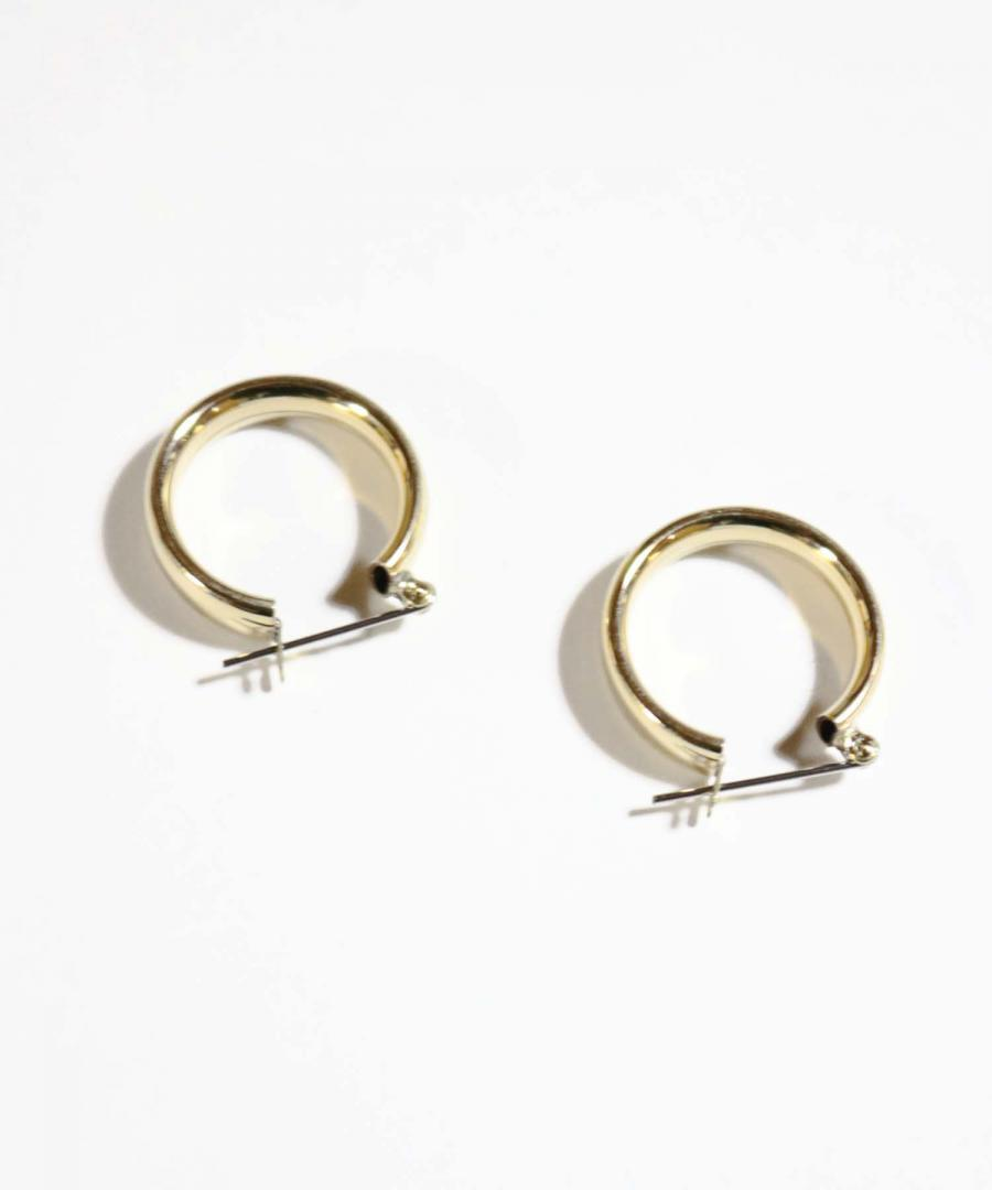 MINI BAND EARRING