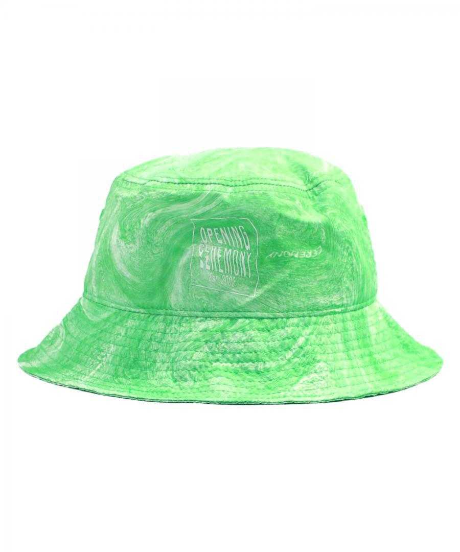 ALL OVER MARBLE BUCKET HAT