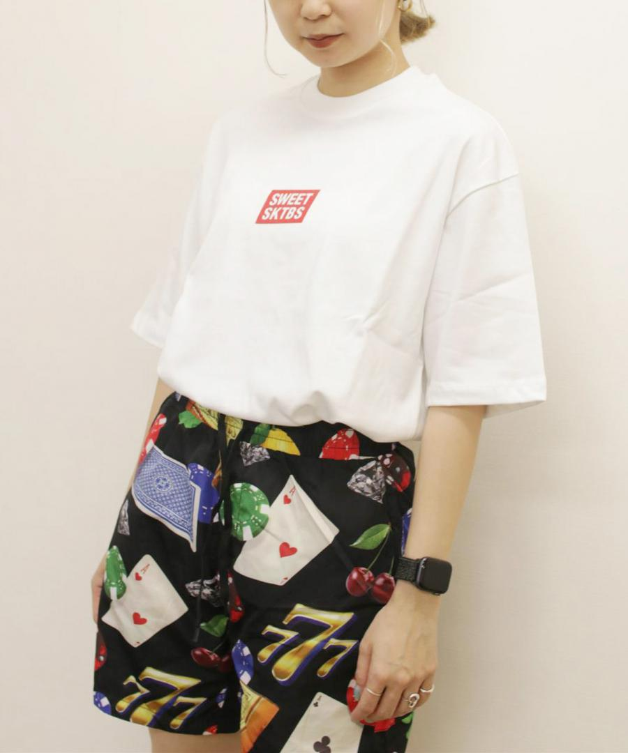 T-Shirt - Sweet 90s Loose Official White