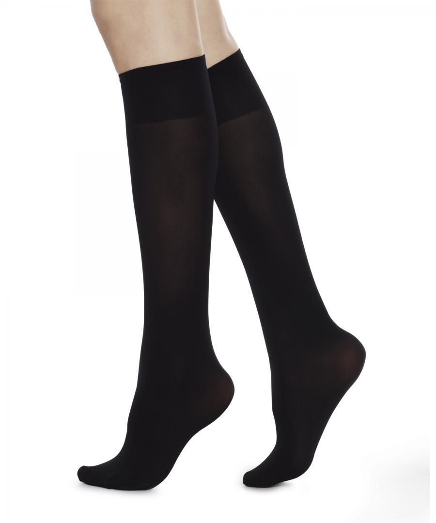 Irma support knee high black