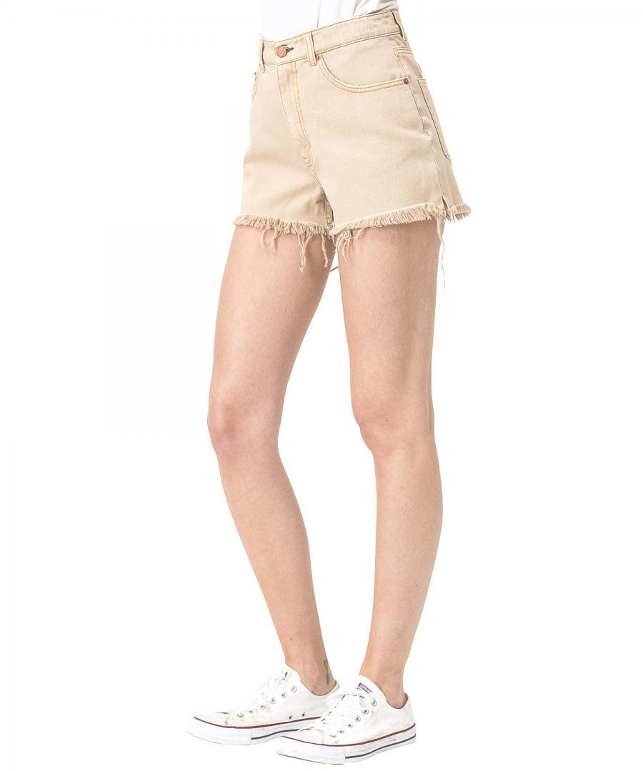 Donna Shorts Off Pink