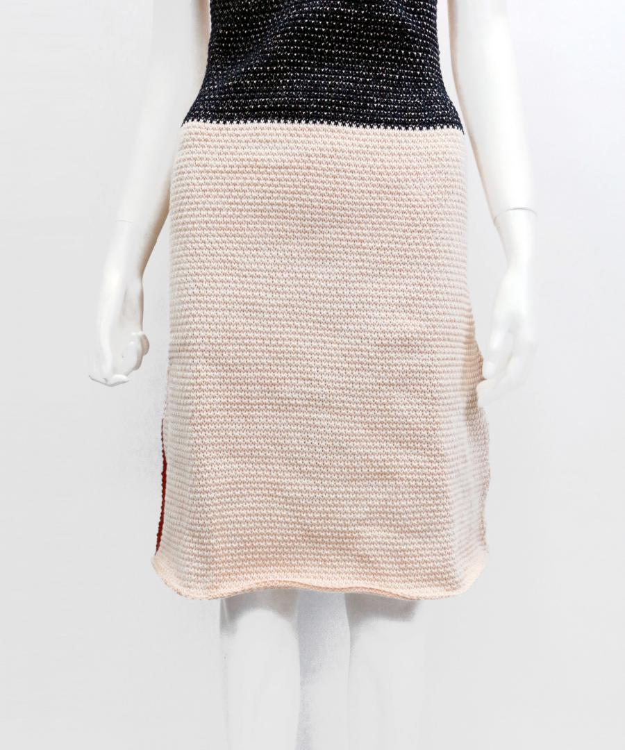 DOCOLETE KNIT DRESS