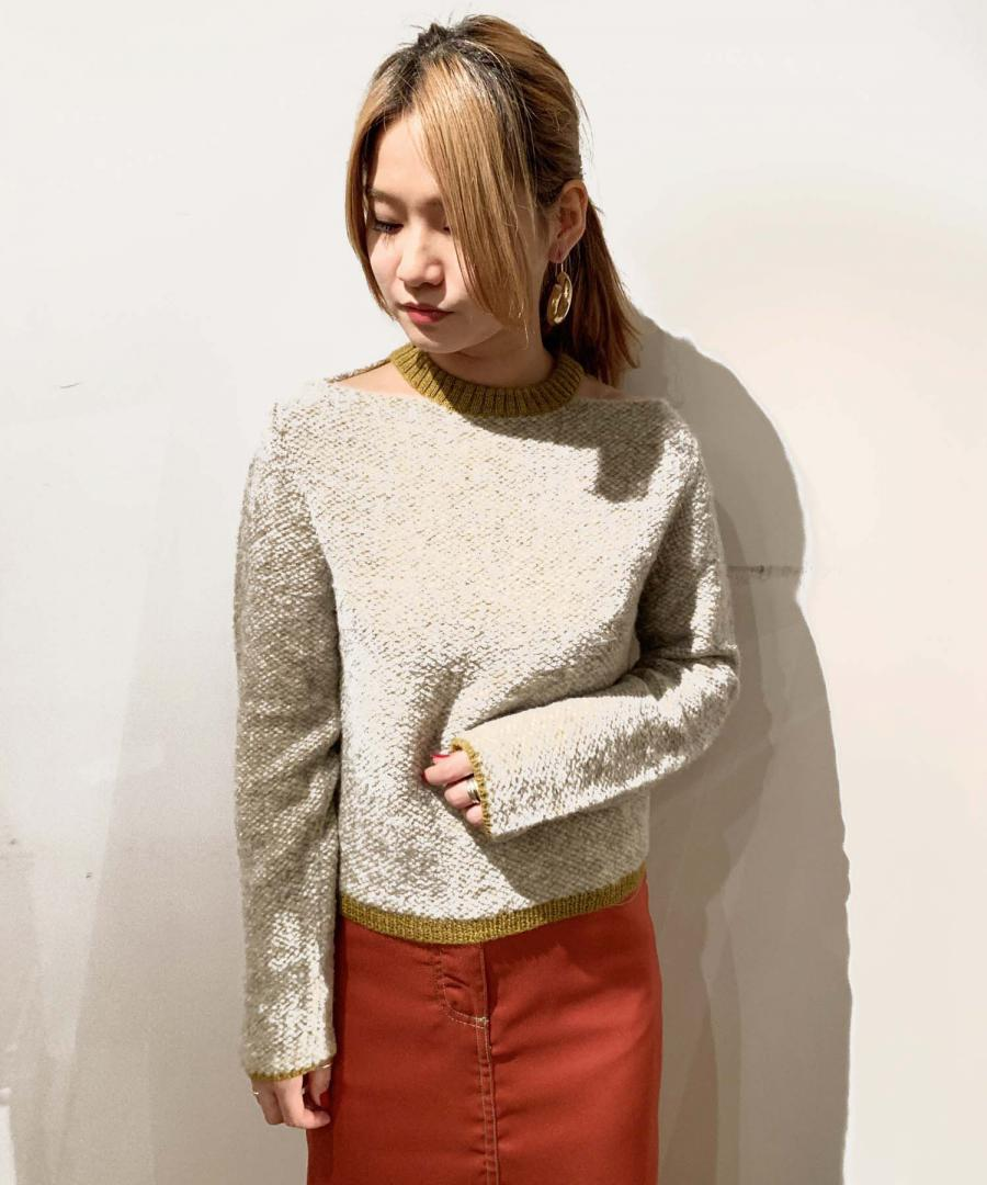 CLAVICLE SWEATER