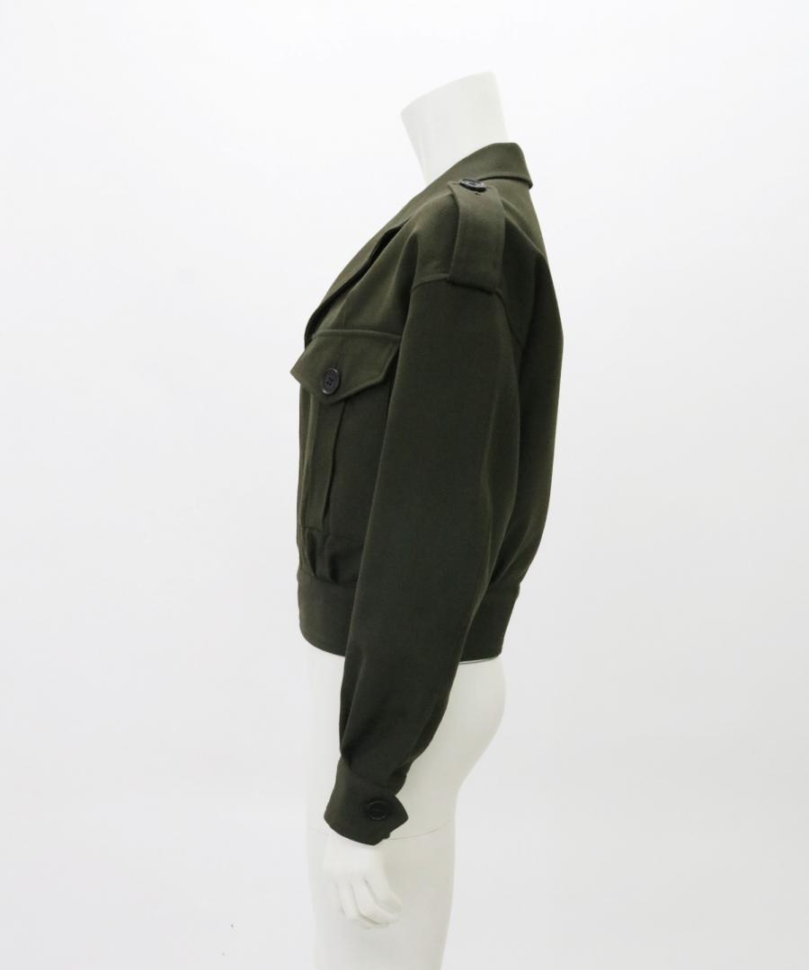 MILITARY WOOL IKE JACKET