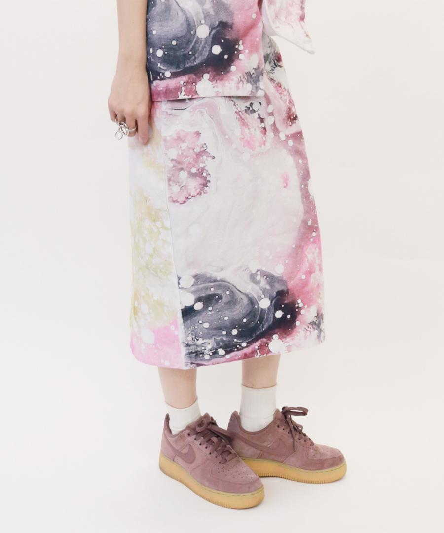 KASHIHARA SHINPEI×k3&co. SKIRT