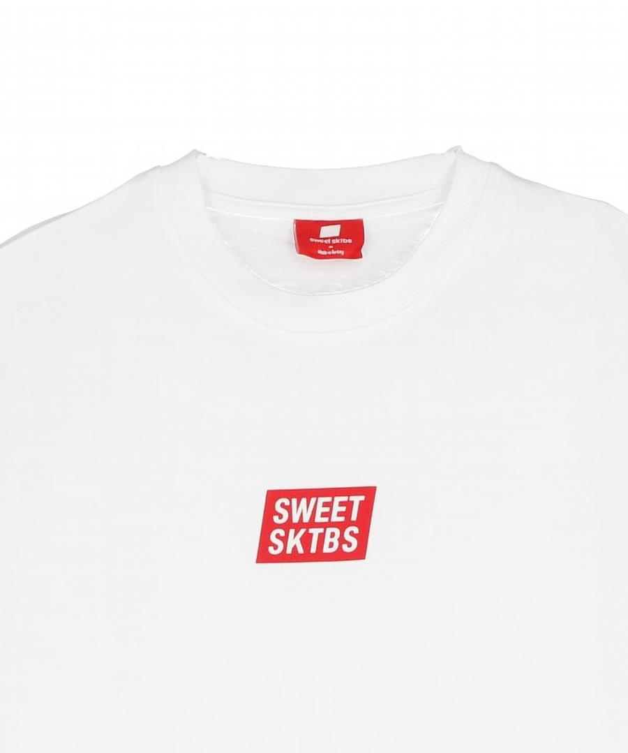 T-Shirt - Sweet 90's Loose Official WHT