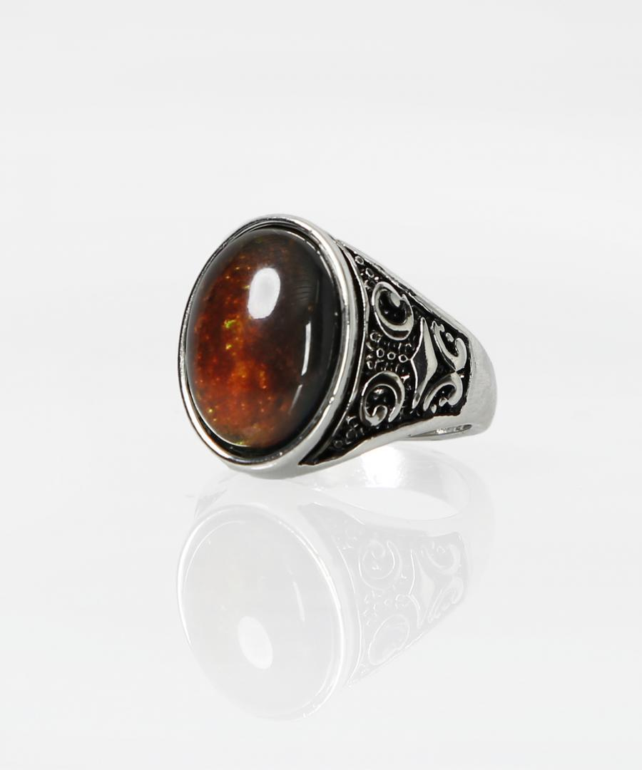 Ring - Sweet Mood Silver/Stone