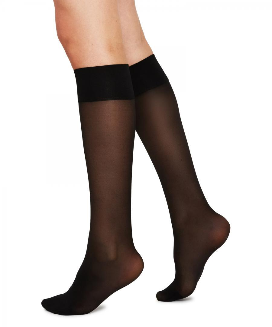 Bea support knee high black