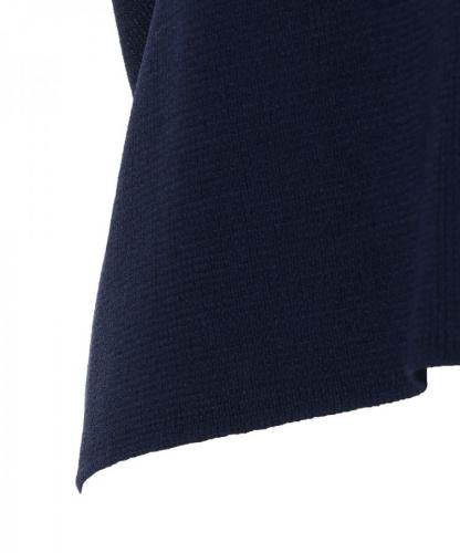 OVERSIZED POLO COLLAR JUMPER